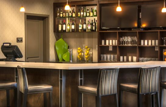 Hotel bar Residence Inn Savannah Airport