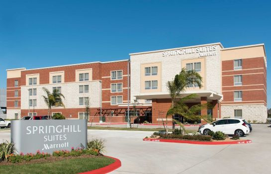 Vista esterna SpringHill Suites Houston Sugar Land