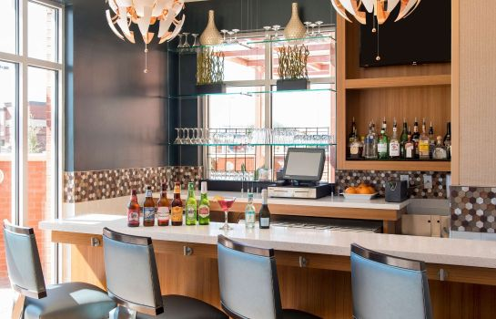 Hotel bar SpringHill Suites Houston Sugar Land