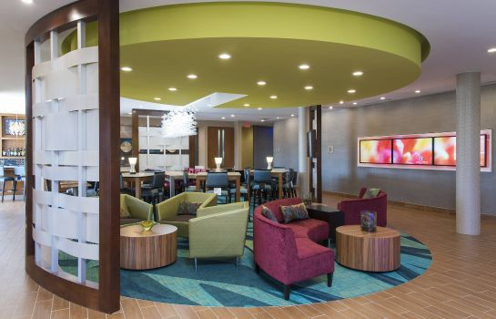 Hotelhalle SpringHill Suites Houston Sugar Land
