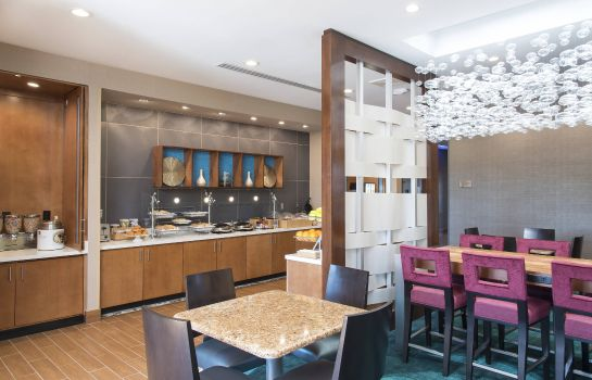 Restaurant SpringHill Suites Houston Sugar Land