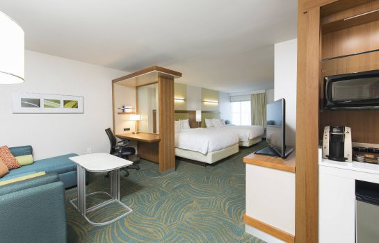 Suite SpringHill Suites Houston Sugar Land