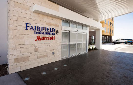 Exterior view Fairfield Inn & Suites El Paso Airport