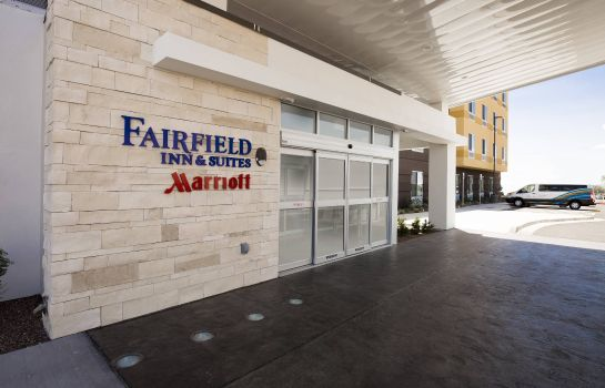 Buitenaanzicht Fairfield Inn & Suites El Paso Airport