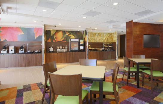 Restaurant Fairfield Inn & Suites El Paso Airport
