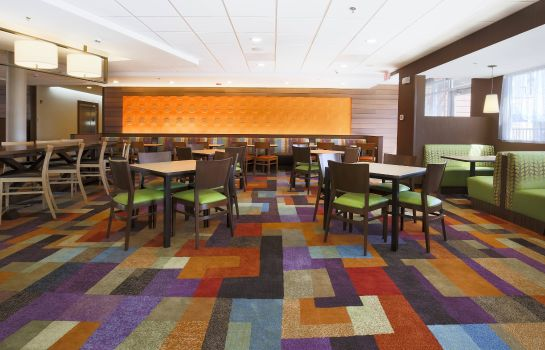 Ristorante Fairfield Inn & Suites El Paso Airport