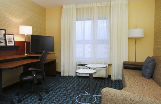 Suite Fairfield Inn & Suites El Paso Airport