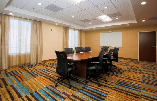 Sala congressi Fairfield Inn & Suites El Paso Airport