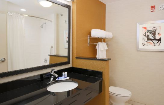 Zimmer Fairfield Inn & Suites El Paso Airport