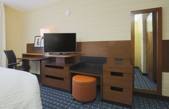 Chambre Fairfield Inn & Suites El Paso Airport