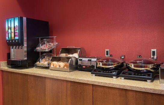 Restaurante TownePlace Suites Champaign Urbana/Campustown