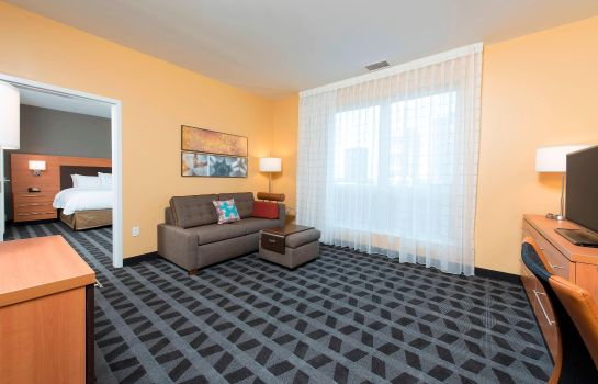 Suite TownePlace Suites Champaign Urbana/Campustown