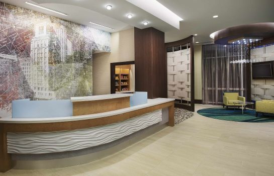 Hall SpringHill Suites Houston Downtown/Convention Center
