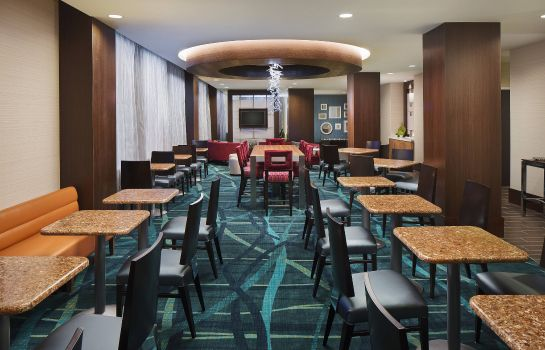 Restaurant SpringHill Suites Houston Downtown/Convention Center