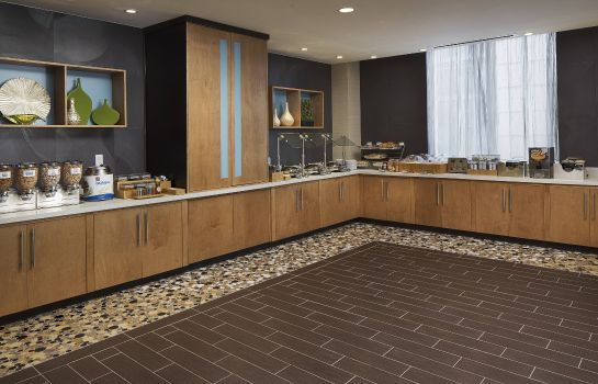 Restaurante SpringHill Suites Houston Downtown/Convention Center
