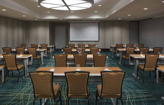 Sala congressi SpringHill Suites Houston Downtown/Convention Center