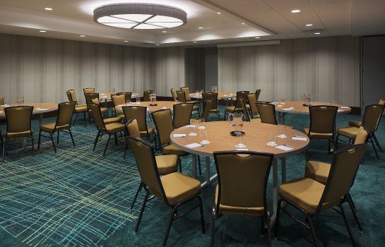Salle de séminaires SpringHill Suites Houston Downtown/Convention Center