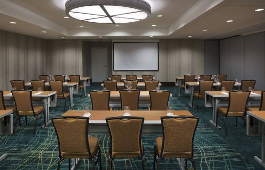 Sala de reuniones SpringHill Suites Houston Downtown/Convention Center