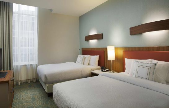 Habitación SpringHill Suites Houston Downtown/Convention Center