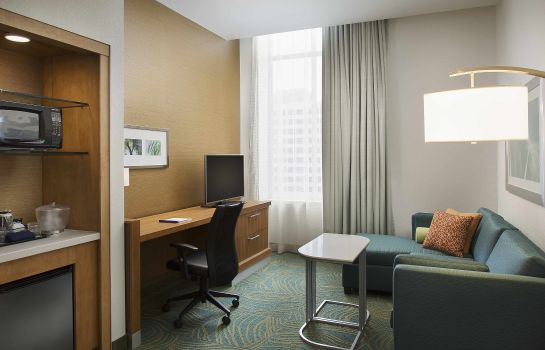 Zimmer SpringHill Suites Houston Downtown/Convention Center