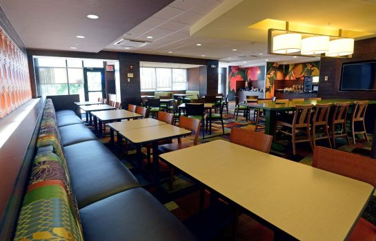 Restaurante Fairfield Inn & Suites Bowling Green