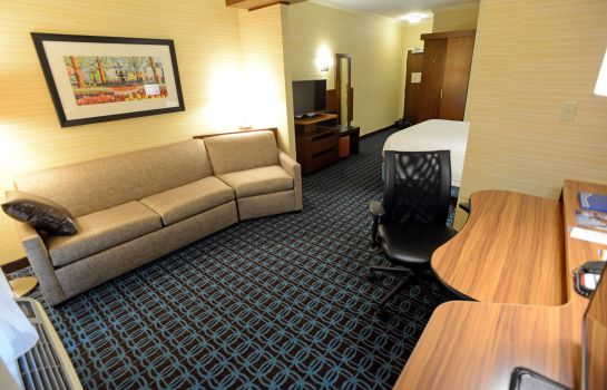 Suite Fairfield Inn & Suites Bowling Green Fairfield Inn & Suites Bowling Green