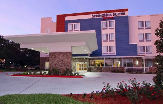 Exterior view SpringHill Suites Houston I-10 West/Energy Corridor