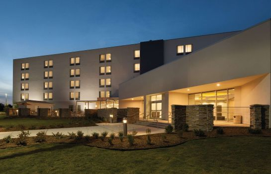 Vista esterna SpringHill Suites Houston Northwest