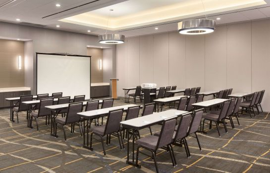 Sala konferencyjna SpringHill Suites Houston Northwest