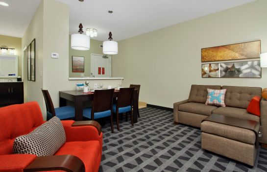 Camera TownePlace Suites Dallas McKinney