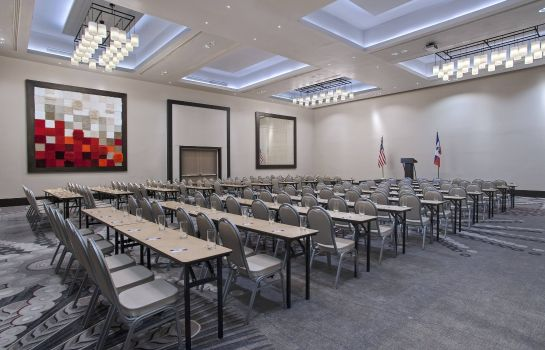 Conference room Marriott Port-au-Prince Hotel