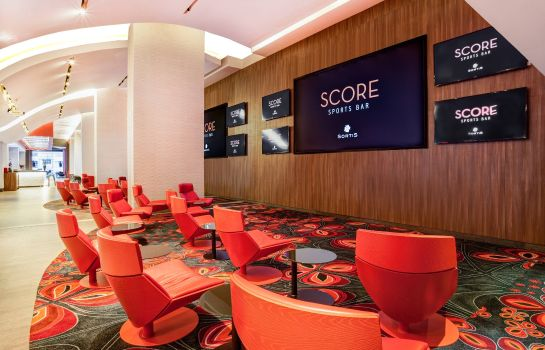Hotel bar Sortis Hotel Spa & Casino Autograph Collection
