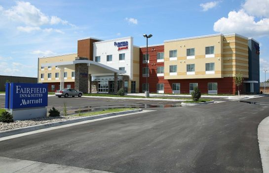 Vista exterior Fairfield Inn & Suites East Grand Forks