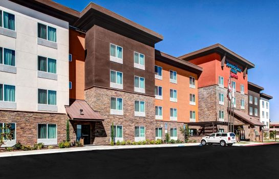 Vista esterna TownePlace Suites Bakersfield West