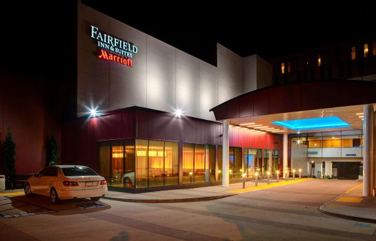 Außenansicht Fairfield Inn & Suites Los Angeles LAX/El Segundo