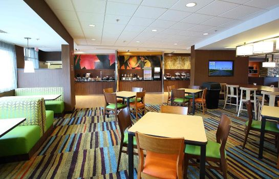 Restaurant Fairfield Inn & Suites East Grand Forks