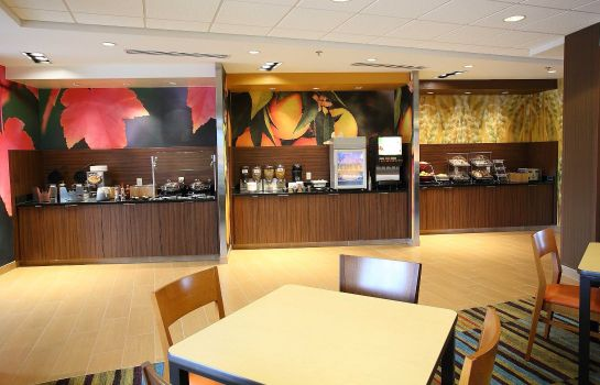 Restaurante Fairfield Inn & Suites East Grand Forks