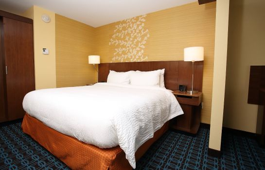 Suite Fairfield Inn & Suites East Grand Forks