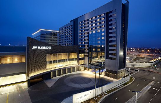 Vue extérieure JW Marriott Minneapolis Mall of America