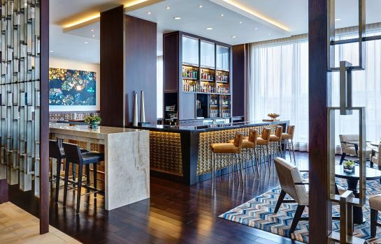 Bar hotelowy JW Marriott Minneapolis Mall of America