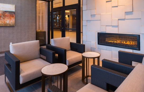 Hotel bar Residence Inn Seattle University District