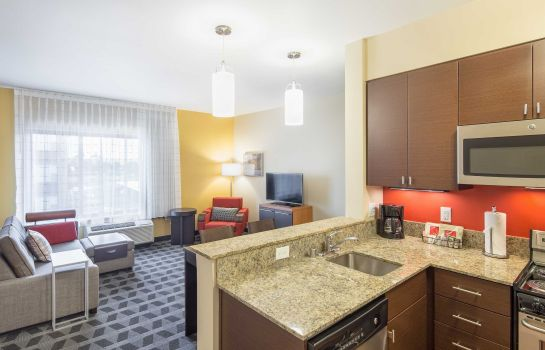 Zimmer TownePlace Suites Portland Vancouver