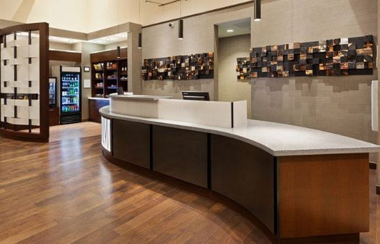 Hotelhal SpringHill Suites Paso Robles Atascadero