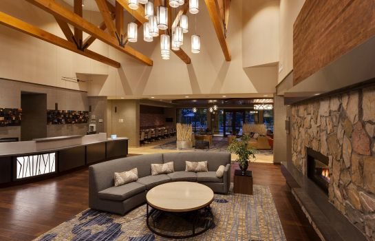 Hotelhalle SpringHill Suites Paso Robles Atascadero
