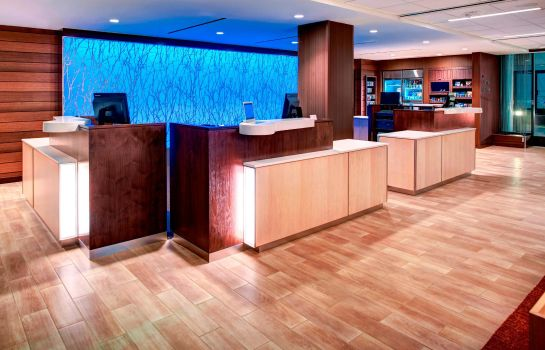 Hotelhalle Fairfield Inn & Suites Los Angeles LAX/El Segundo