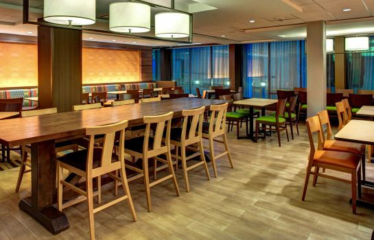 Restaurante Fairfield Inn & Suites Los Angeles LAX/El Segundo