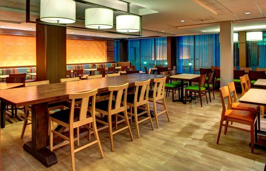 Restaurant Fairfield Inn & Suites Los Angeles LAX/El Segundo