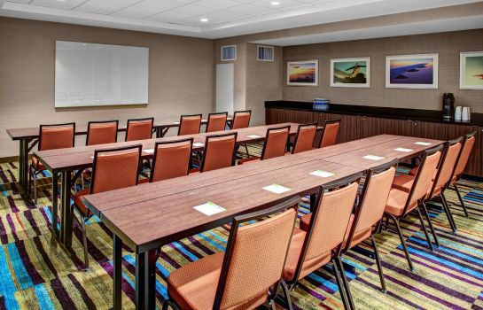 Sala konferencyjna Fairfield Inn & Suites Los Angeles LAX/El Segundo