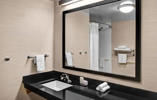 Habitación Fairfield Inn & Suites Los Angeles LAX/El Segundo