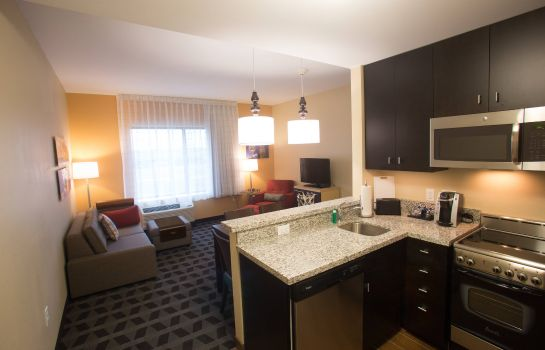 Suite TownePlace Suites Lincoln North